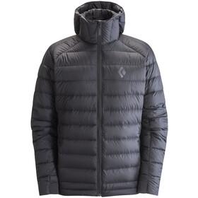 Black Diamond Cold Forge Hoody Jacket Herr black